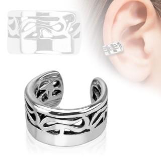 Faux piercing oreille style tribal