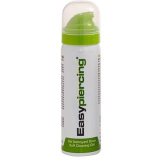 Gel nettoyant Easypiercing®  - 50ml - entretient quotidien de votre piercing