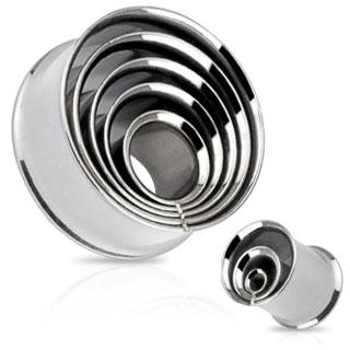 Piercing plug multi-cylindre acier