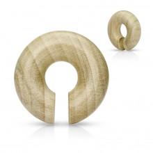 Ecarteur anneau en bois de crocodile