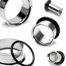 Ecarteur tunnel en acier avec O-ring de maintient