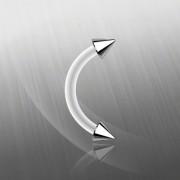 Piercing arcade et surface PTFE Flex pointes