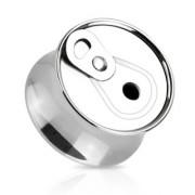 Piercing plug canette de soda en acier